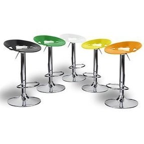 Resin bar stools 14