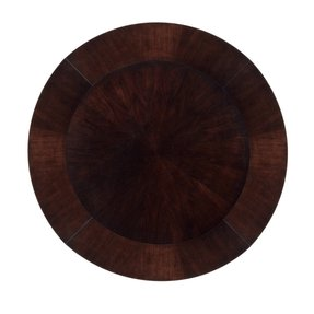 Round dining room table with leaves 4
