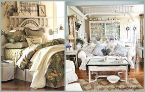 Shabby Chic Living Room Furniture 5