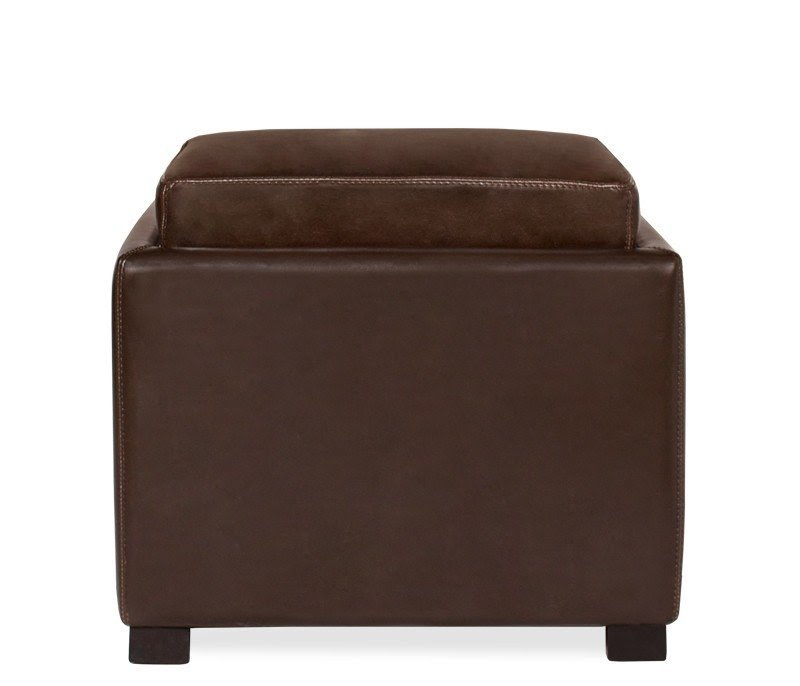 Small Leather Chairs With Ottomans 22