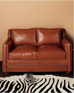 Small Leather Chairs With Ottomans Ideas On Foter