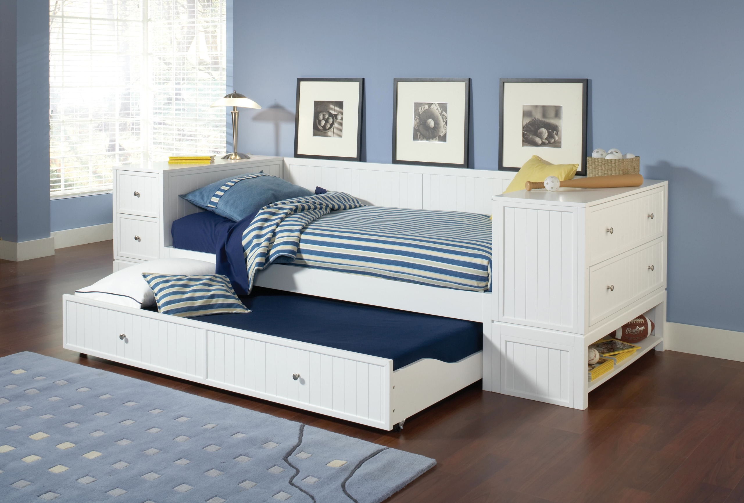 The inman company cody trundle daybed