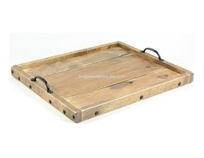Tray For Ottoman Coffee Table Wooden