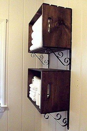 Wooden Towel Racks - Foter