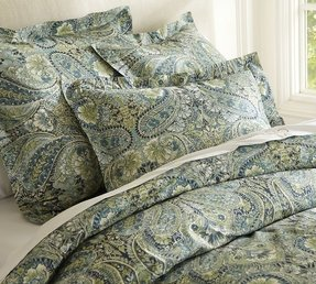 Orange Paisley Bedding Foter