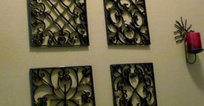 Butterfly wall decoration ideas