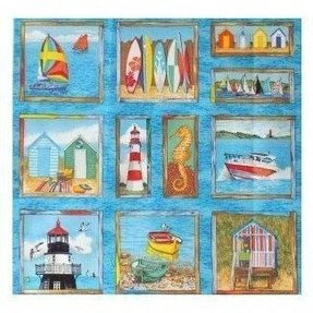 Coastal themed quilts 29