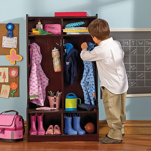Coat Cubby Storage