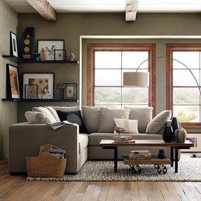 Corner Shelves Living Room - Foter