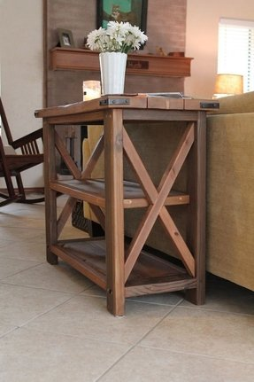 Country sofa tables 7
