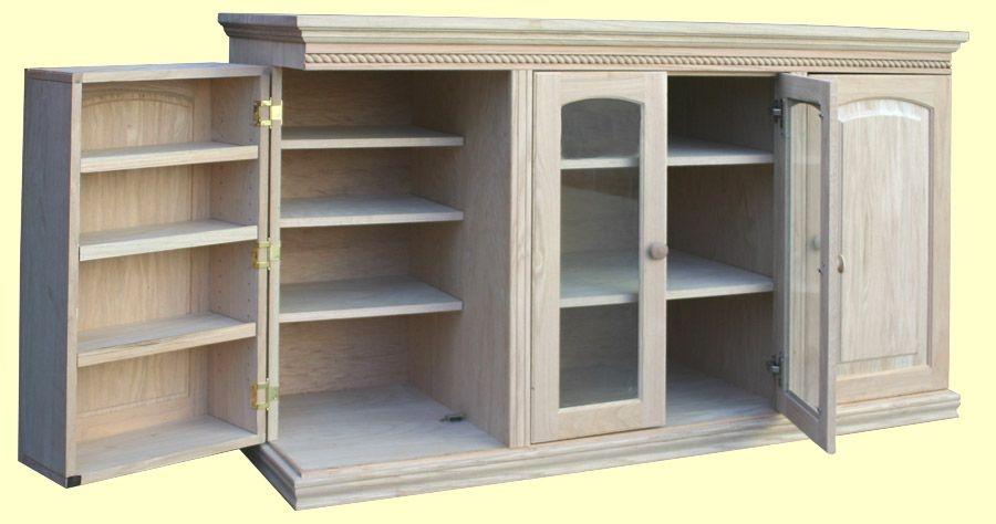Modern Dvd Cabinet With Doors Design Ideas