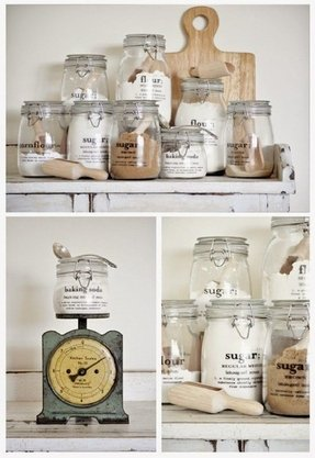 Flour sugar canisters 3