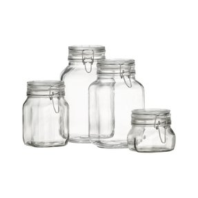 Flour sugar canisters 8