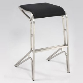 Furniture imports backless bar stool