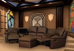 Home Theater Sectional Seating - Ideas on Foter