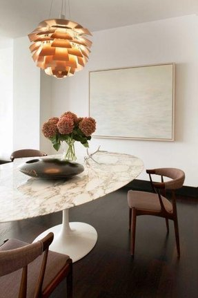 Modern Oval Dining Tables 24