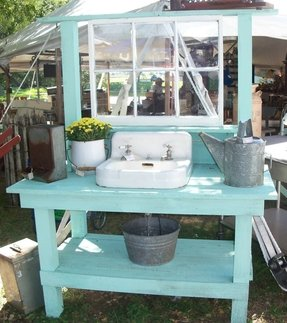 Awesome Potting Benches Ideas On Foter Uwap Interior Chair Design Uwaporg