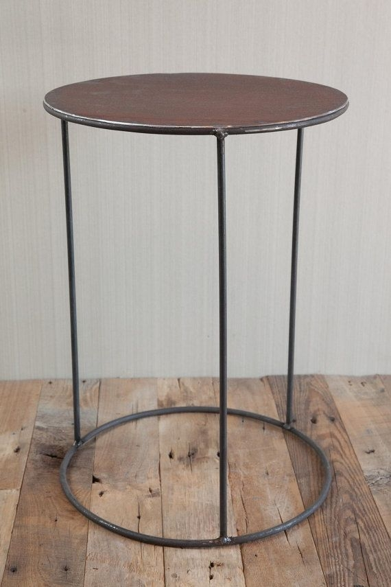 Round Metal Tables   Ideas On Foter