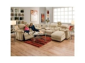 Theater Sectional Reclining Sofa Foter