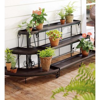 Metal Tiered Plant Stand - Ideas on Foter