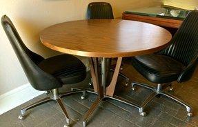 Terrific Chromcraft Furniture Ideas On Foter Machost Co Dining Chair Design Ideas Machostcouk