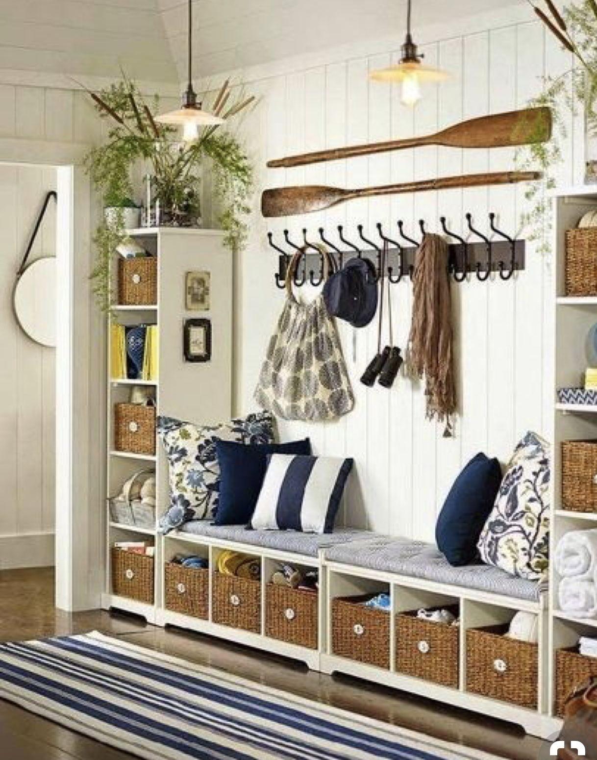 Coat Storage Ideas