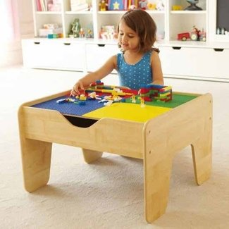 Coffee table play table