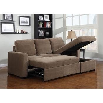 Amazing Convertible Chaise Sofa 12