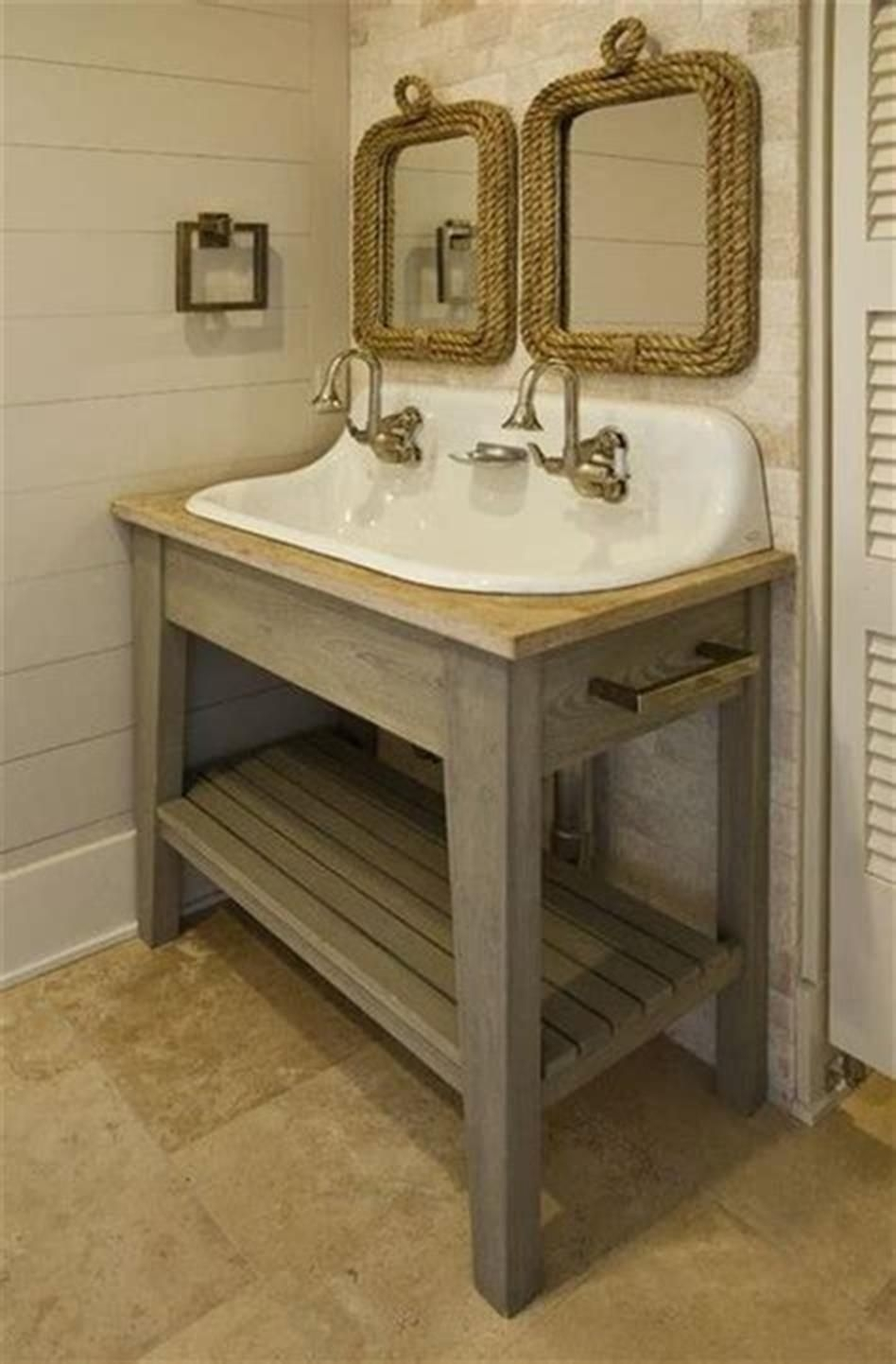 Double Sink Vanity Set 3
