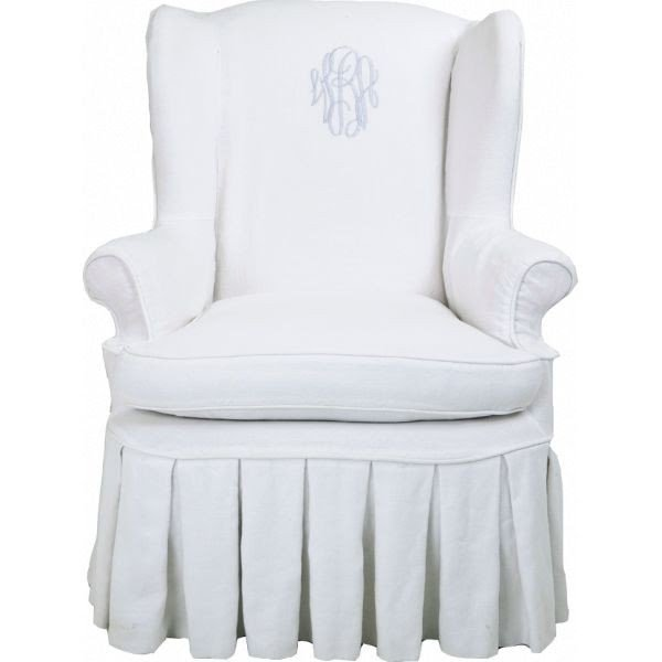 Superb How To Make A Slipcover For A Wingback Chair Video