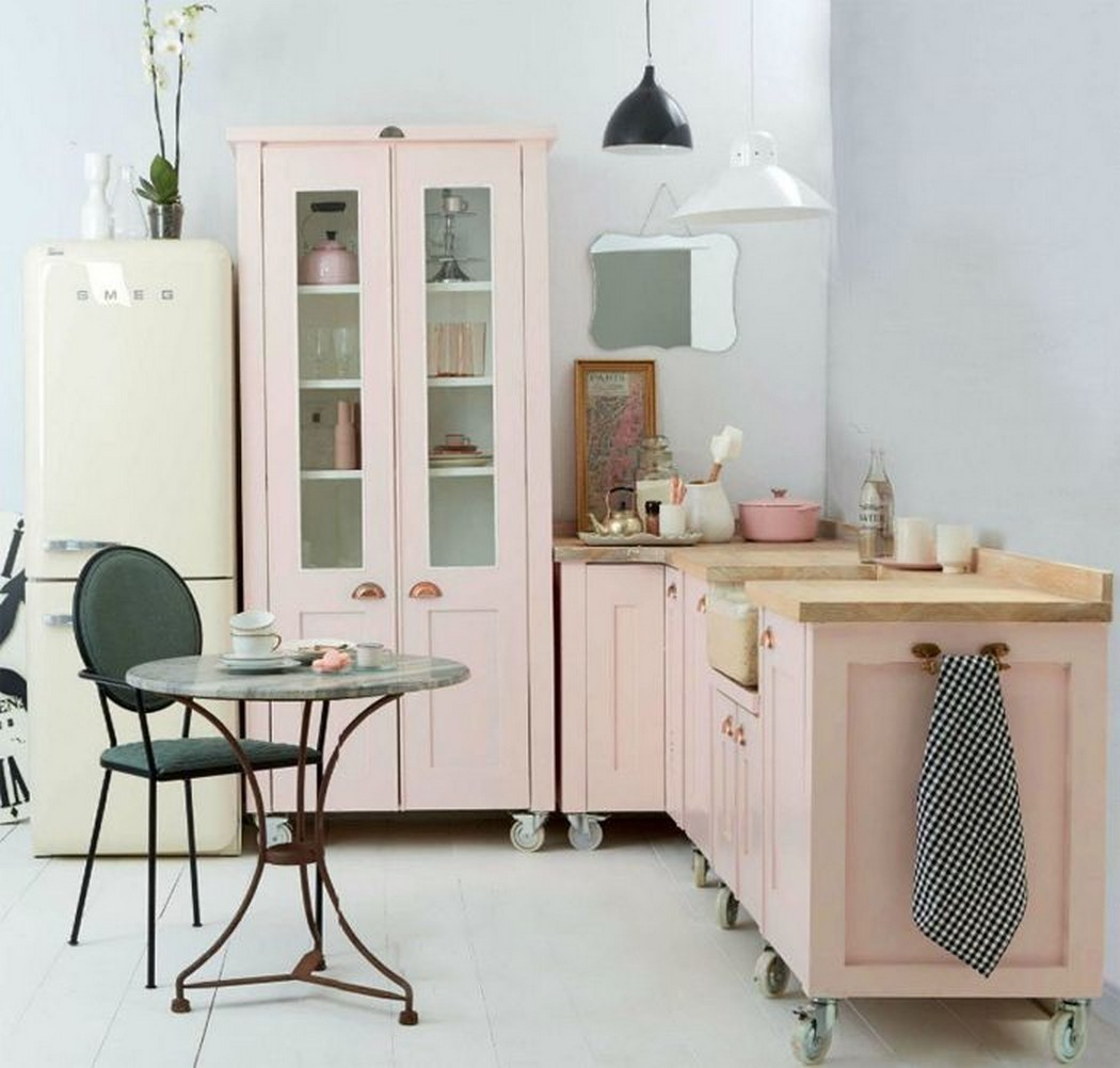 Exceptionnel Kitchen Cabinets On Wheels 1