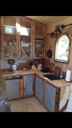Kitchen Cabinets On Wheels 6