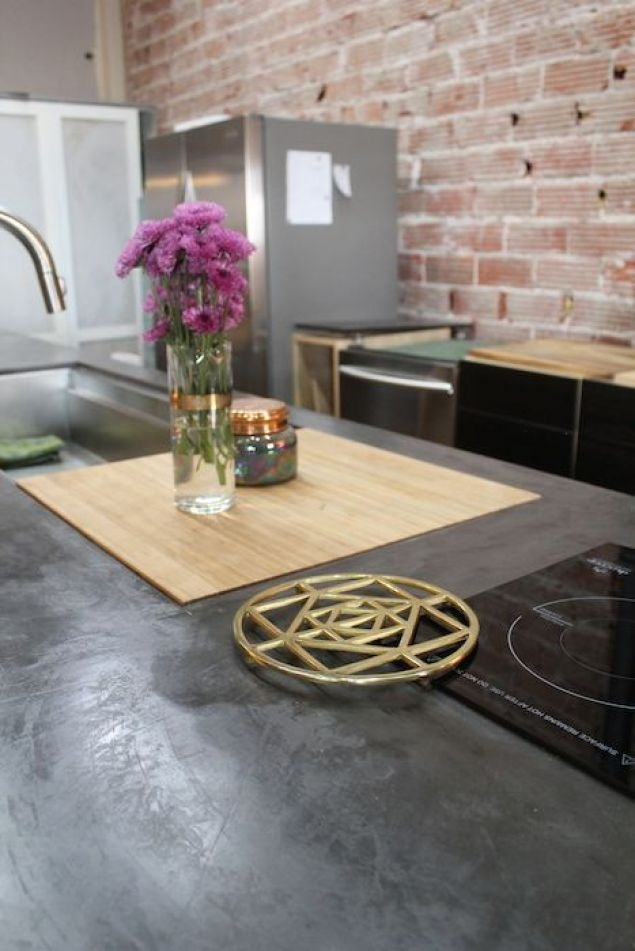 Kitchen Island With Cutting Board Top 2