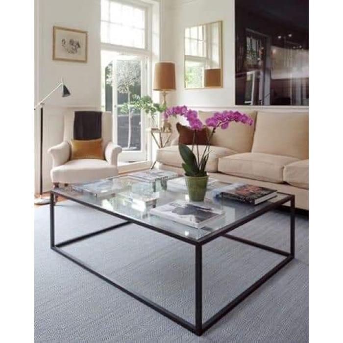 Large Glass Coffee Tables - Ideas on Foter
