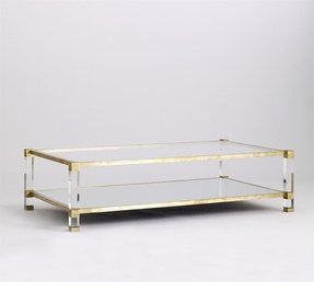 Large glass coffee tables 10