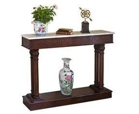 Marble top hall table 3