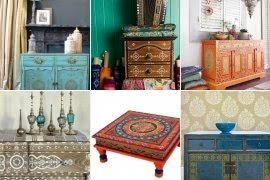 Moroccan Inspired Furniture
