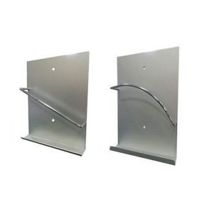 Wall Mounted Bathroom Magazine Rack - Foter