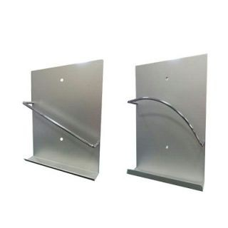 Beau Picture Of Bathroom With Magazine Holder In Wall Wall Mount