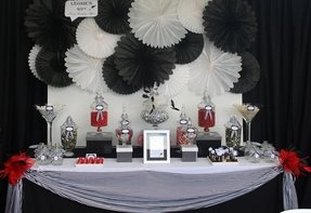 Peachy Black Buffet Tables Ideas On Foter Download Free Architecture Designs Parabritishbridgeorg