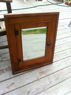Wood Recessed Medicine Cabinet Ideas On Foter