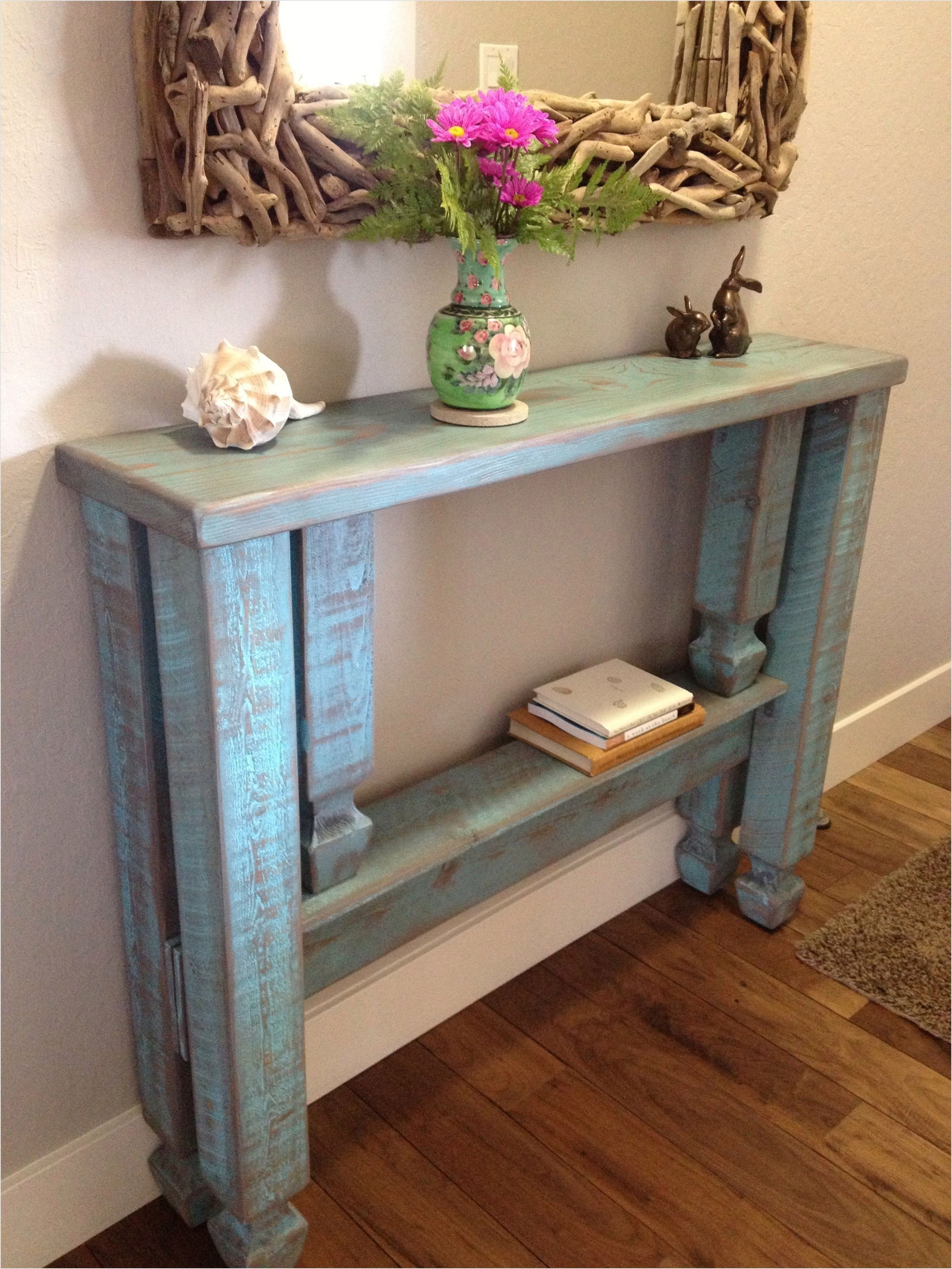 Elegant Skinny Foyer Table