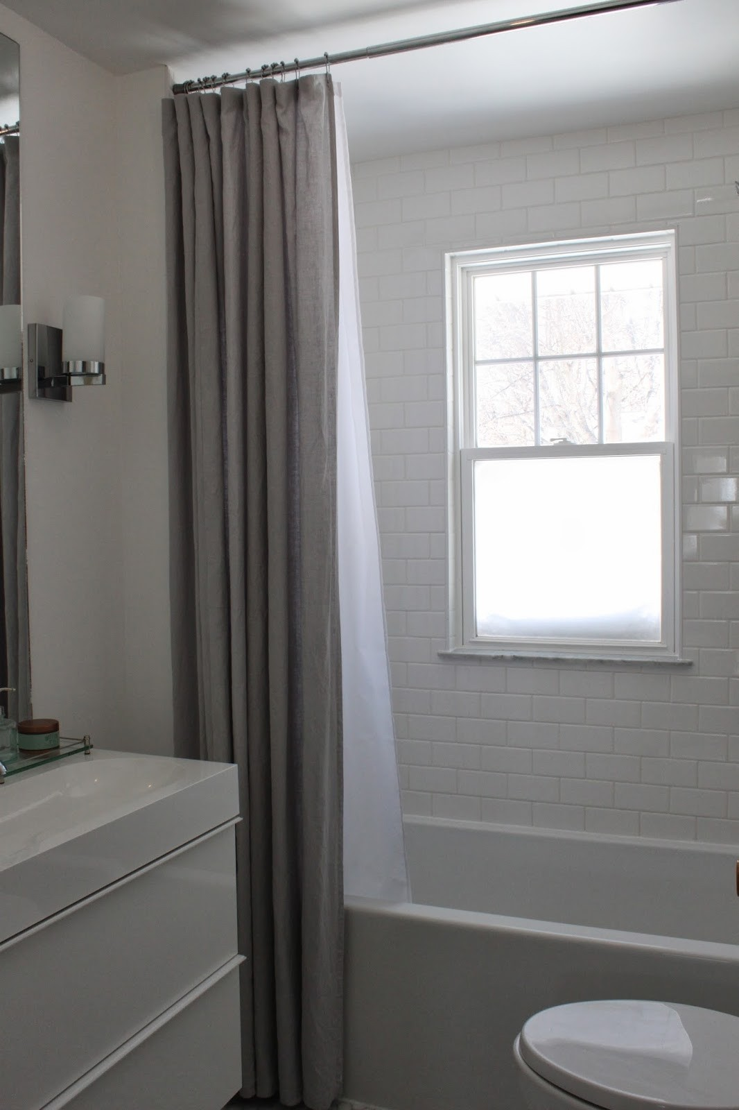 Tall Shower Curtains