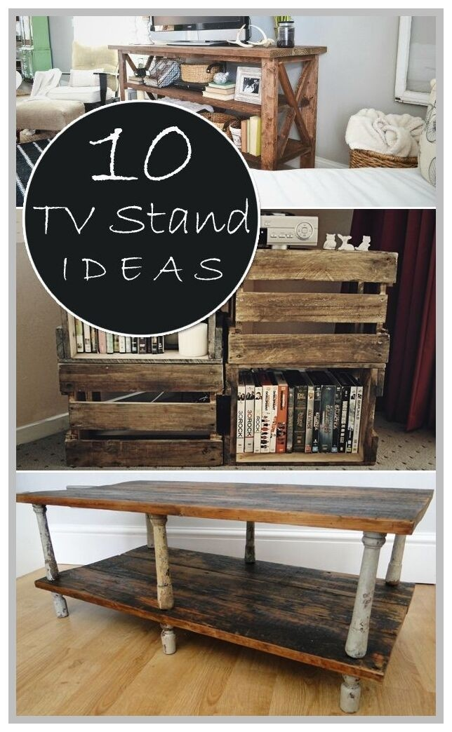 Tv Stand Designs In Plywood : Unique tv stands ideas on foter