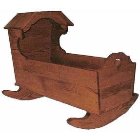 Wood Rocking Bassinet Foter
