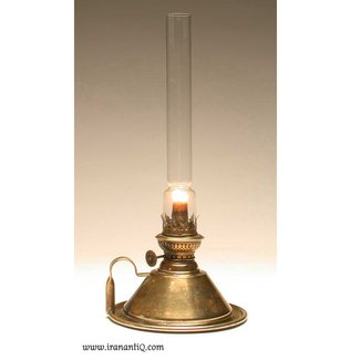 Antique oil lamps for sale