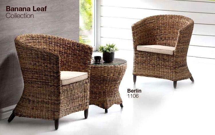 Beau Berlin Series Banana Leaf Furniture