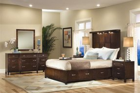 Cherry bedroom furniture