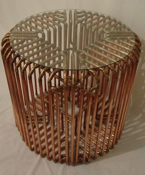 Copper furniture 9