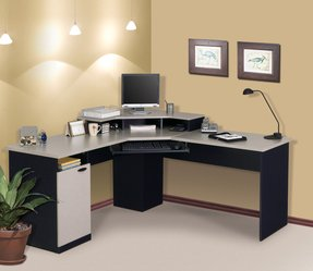 Modern L Shaped Computer Desk - Ideas on Foter